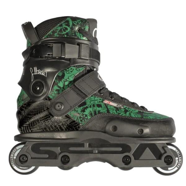 American Plus All Wheels Custom Barrings Skates Skates Men Roller