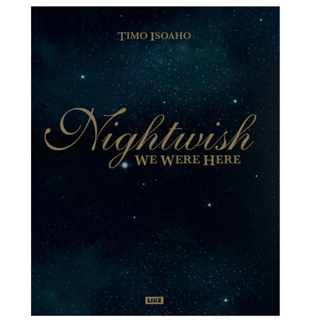 Nightwish, We Were Here, Kirja