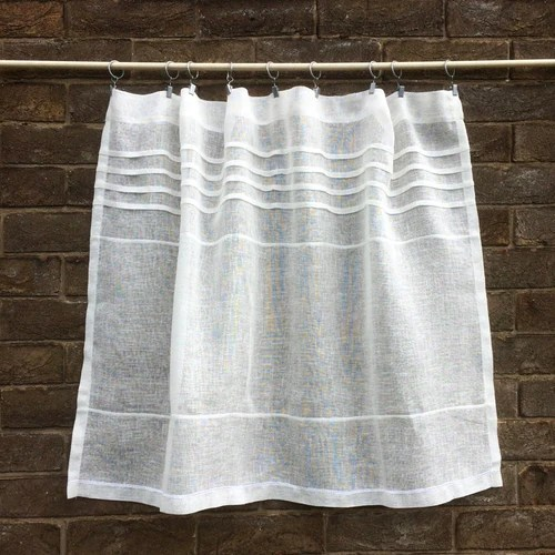 linen sheers linen and letters