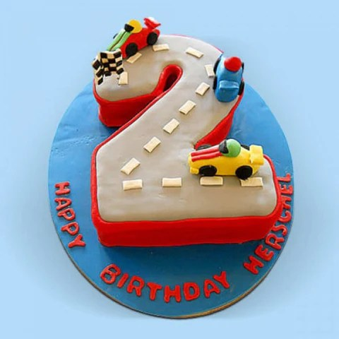 Car Cake Design For Birthday