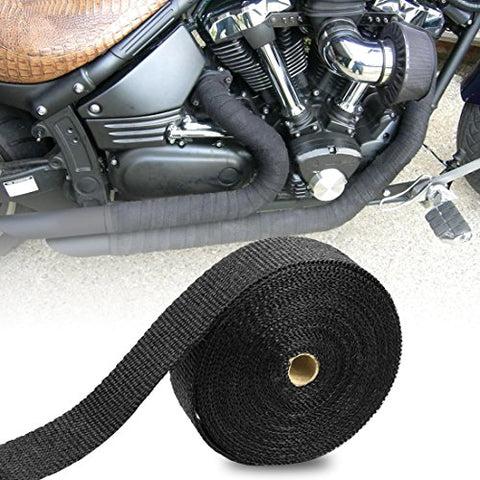modify gt 2 x 50 black exhaust pipe