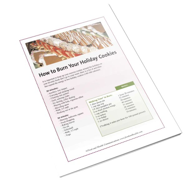 Holiday Exercise Color Handout Download