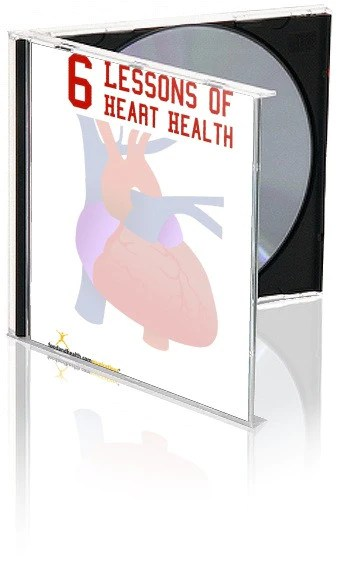 6 Lesson Heart Health Program - Nutrition Education Store
