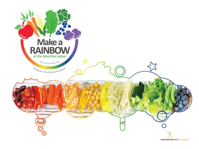 Eat from the Rainbow With Chef Ann Foundation 8.5