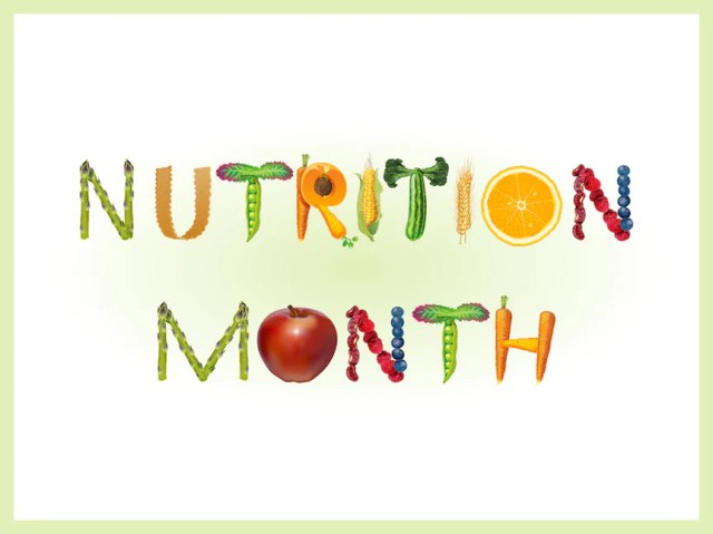 Nutrition Month Banner 48