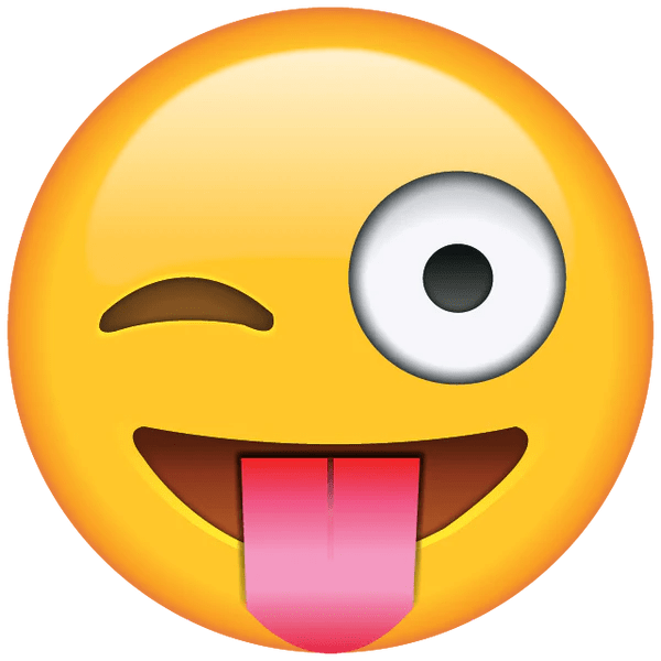 Image result for tongues out emoji