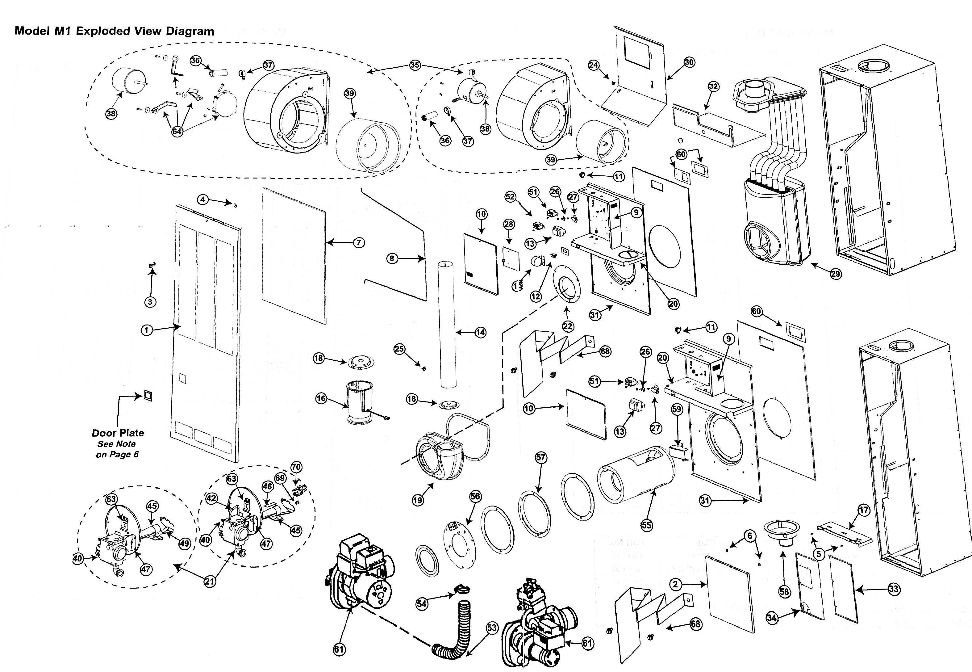 M1GB090 Nordyne Gas Furnace Parts – Tagged