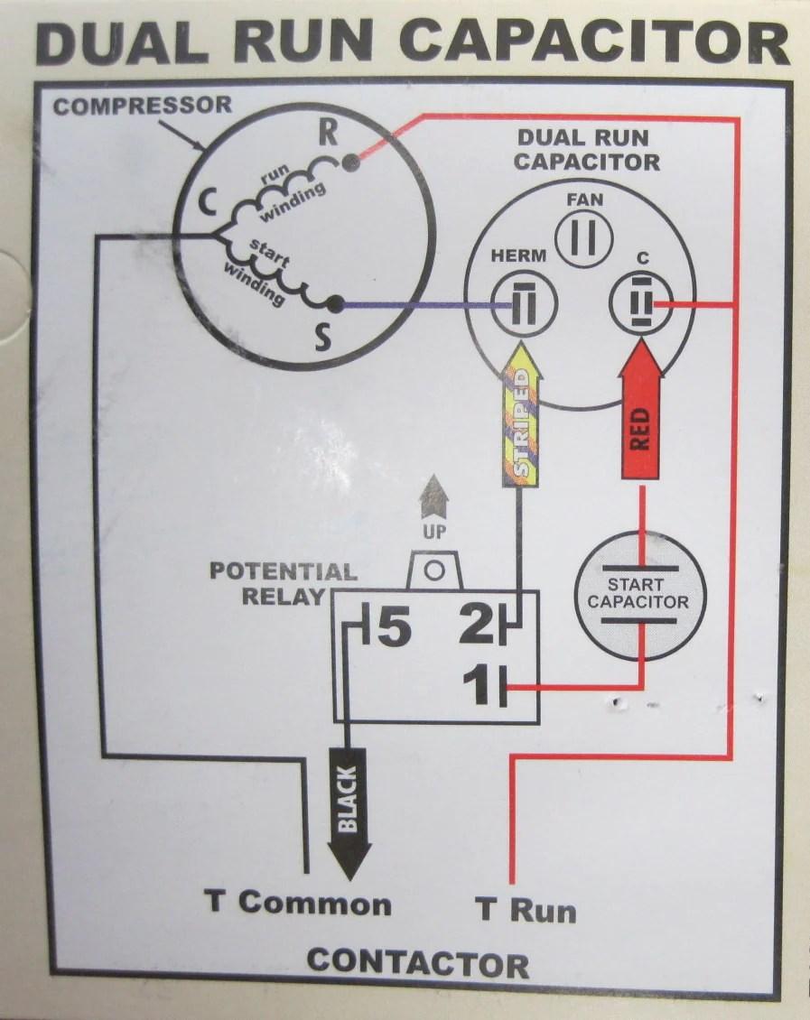 CSRU1 hard start kit – HVACpartstore