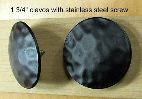 Premium Decorative Clavos Head With Stainless Steel Screw