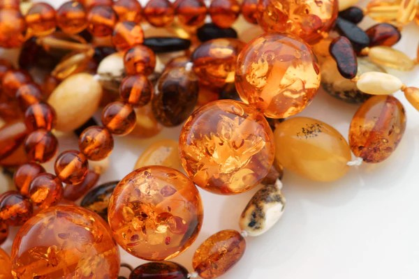 Baltic Amber Teething Necklace: Information & Advice