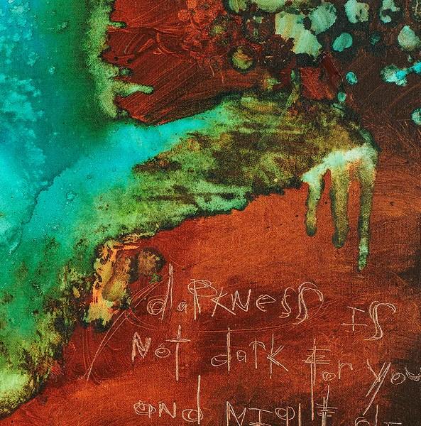 Psalm 139 9 12 Canvas Art Print Michel Keck