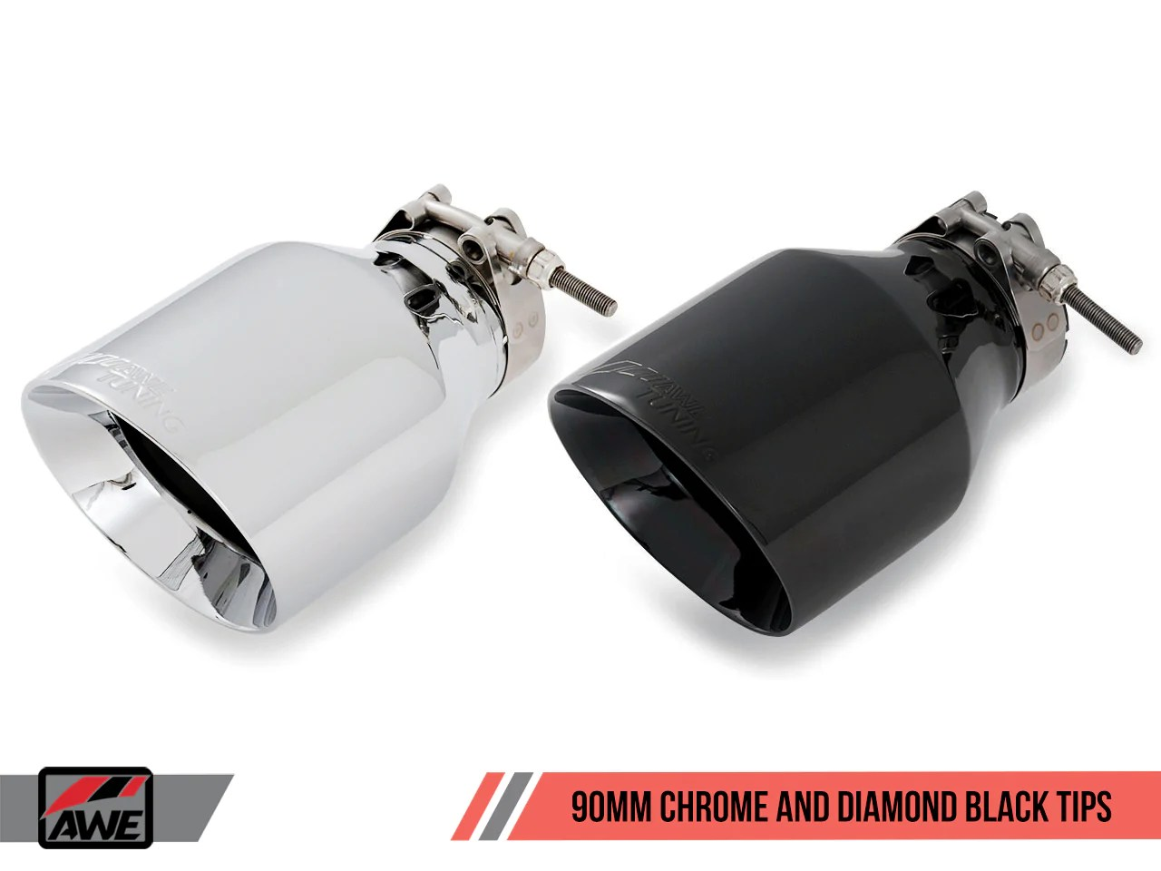 awe touring edition exhaust for audi b9