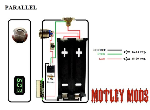BOX MOD WIRING DIAGRAMS