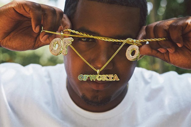 Odd Future and King Ice Jewelry Collab Collection Featuring Jasper Dolphin