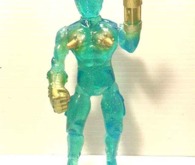 Super Sandbagger Death Nipples Tenacious Exclusive Ocean Galaxy Edition  Inch Resin Figure Vendor
