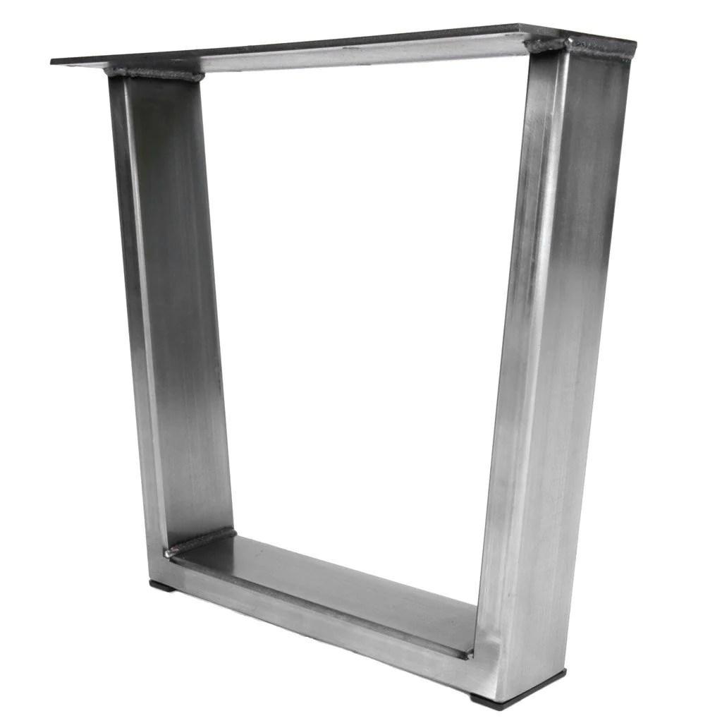 steel table legs by symmetry hardware