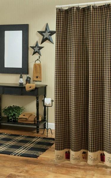 sturbridge home shower curtain