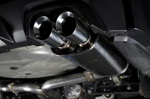 grimmspeed catback exhaust system non resonated subaru wrx 11 14 sti 11 17 sedan wrx 15 18