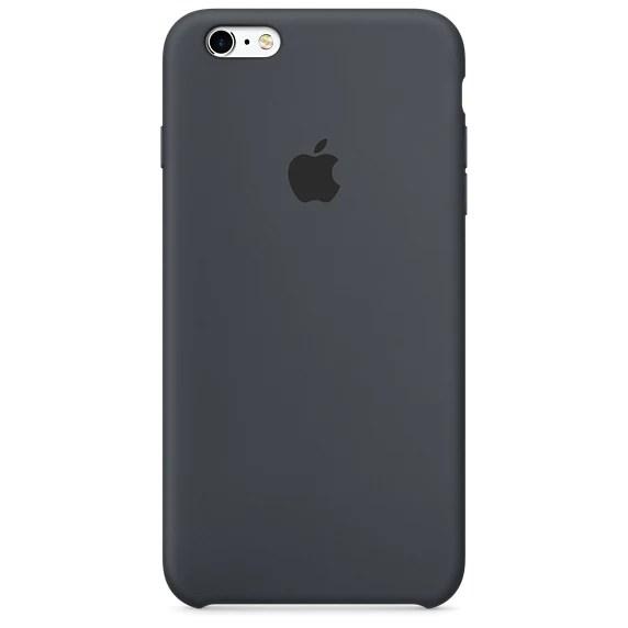 ea8709b6dd Genuine Apple Iphone 6 Plus 6s Silicone Back Case Cover