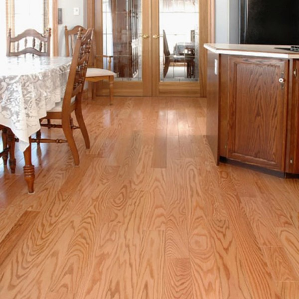 Red Oak Natural Hardwood Flooring     Gaylord Flooring     Red Oak Hardwood Flooring   Gaylord Wide Plank Flooring