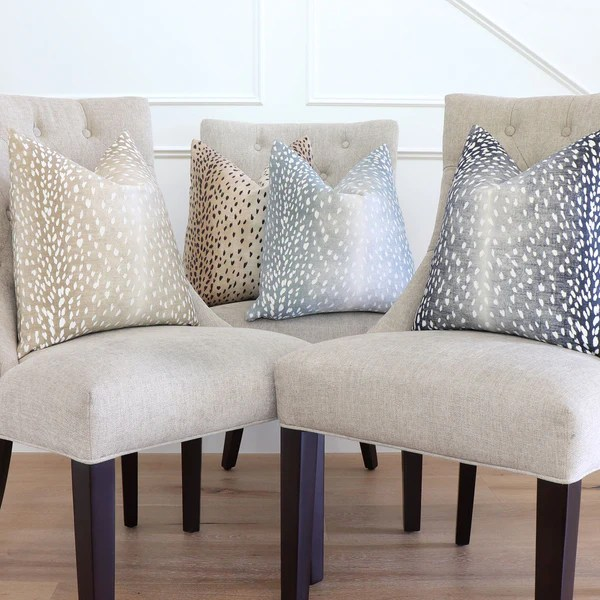 animal print sofa pillows online