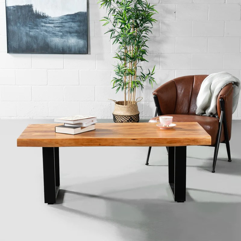 https www wazofurniture com products acacia live edge coffee table u legs