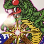 Centipede Side Art Decal Set Full Wrap Escape Pod Online