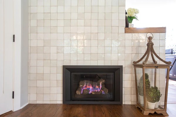 the cle guide to tiling the fireplace