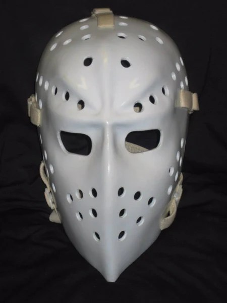 Goalie Mask Jacques Plante Toronto Maple Leafs