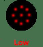 Atom Low Battery