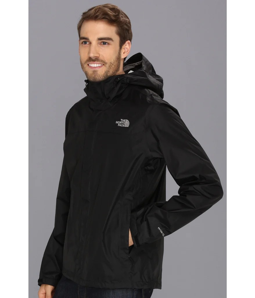 The North Face Men's Venture Jacket-Black – Bennett's Clothing
