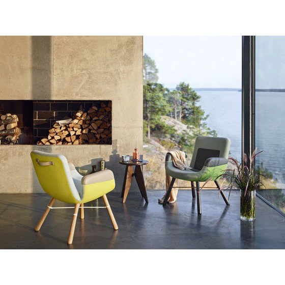 East River Chair By Vitra Lekker Home