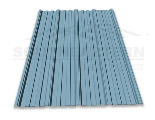 Roof Metal Blue Hawaiian