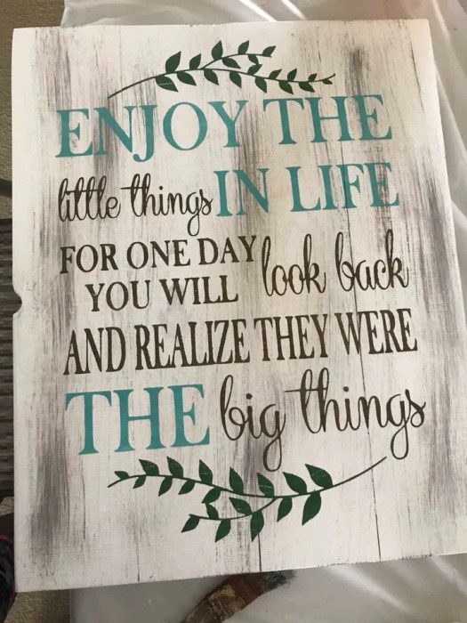 Enjoy the little things in life with vines - Mommy's ...