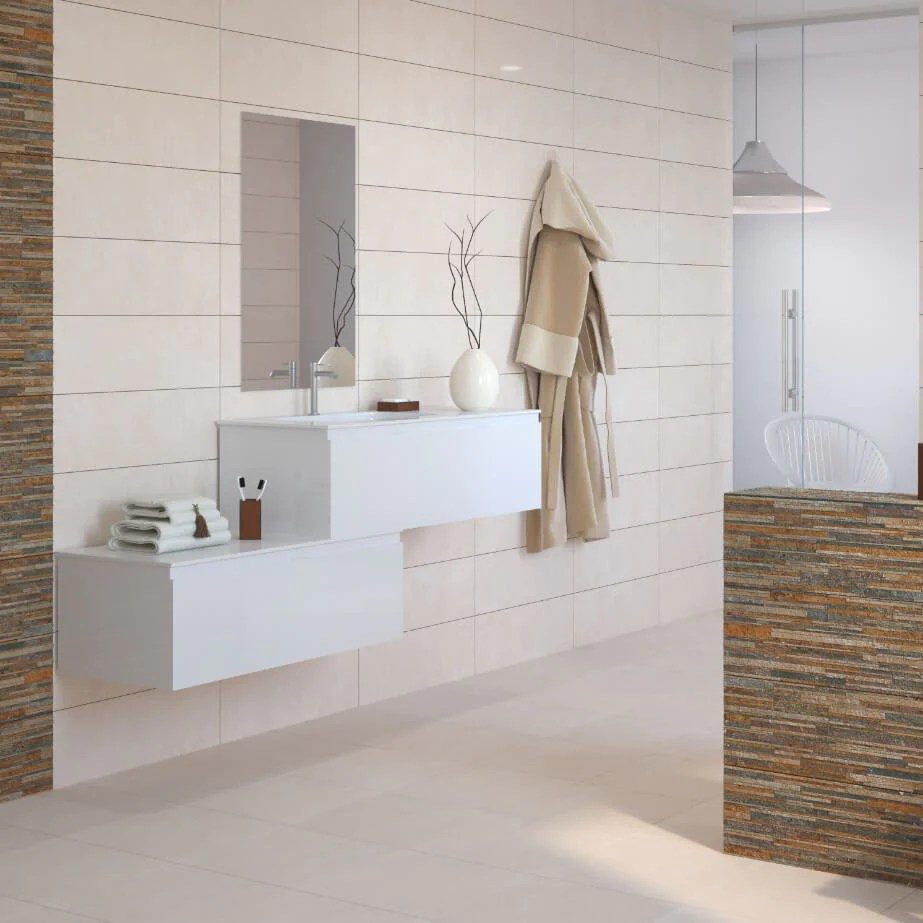 Spanish Cream Floor Tiles For Stunning Uk Bathrooms Tile Devil