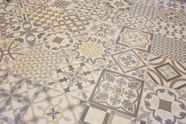 Heritage Tiles In Art Deco Style For Kitchens And Bathrooms