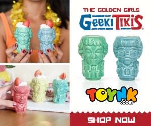 Golden Girls Geeki Tiki Mini Muglets at Toynk.com