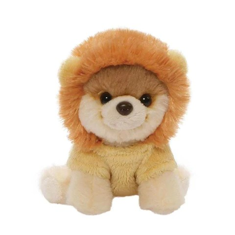 Itty Bitty Boo 5-Inch Plush - #049 Lion