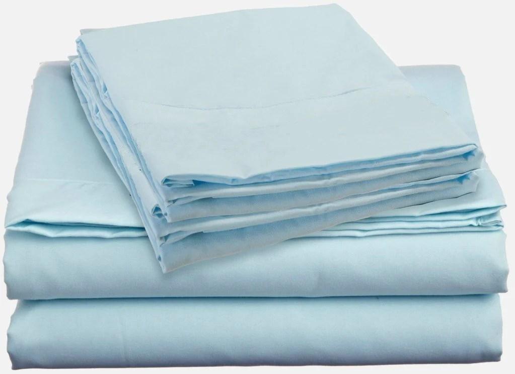 t180 light blue pillow cases