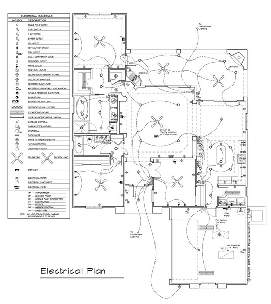 Reflected ceiling plan pdf for Electrical layout plan pdf
