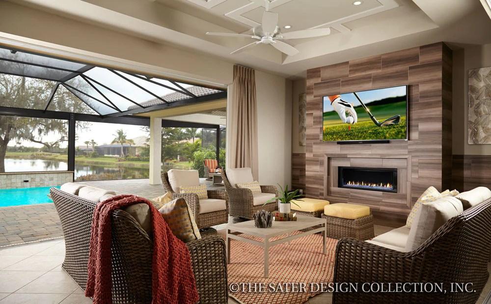 Home Plan Delvento Sater Design Collection