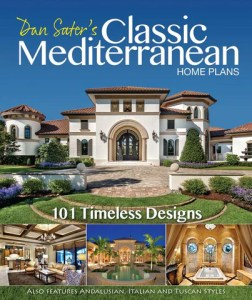 Classic Mediterranean Home Plans   Dan Sater   Sater Design Collection