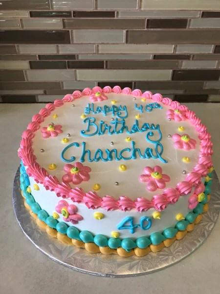 Chanchal Flower Cake Rashmi S Bakery