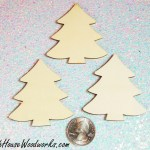 Wooden Christmas Ornaments Star Snowflake Stocking Christmas Tree Church House Woodworks