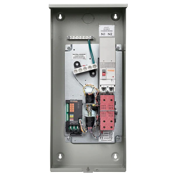 Generac RXSW150A3 150 Amp Service Rated Automatic Transfer