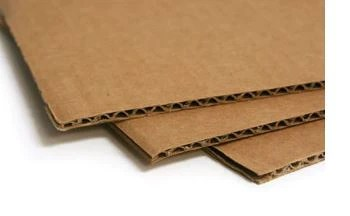 Corrugated Cardboard Sheets   Variety of Sizes