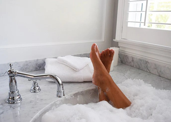 September   How To Take A Bath And Relax Like A Pro