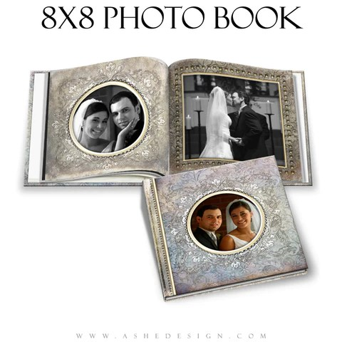 8x8 Photo Books AsheDesign