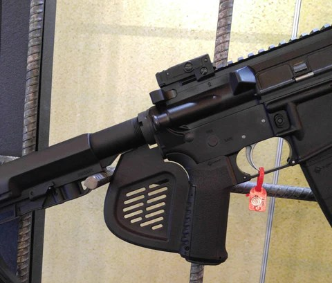 Mission First Tactical Grip California Compliant