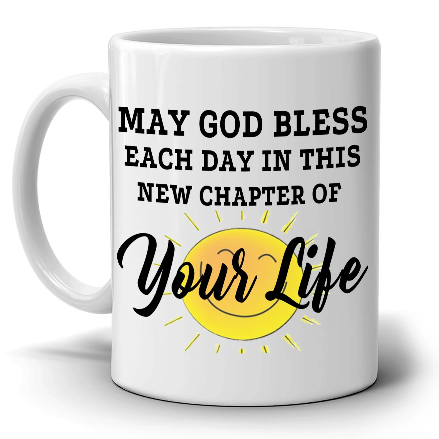 Happy Retirement Gifts Mug New Chapter For Retirees And